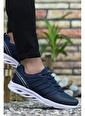 Riccon Siyah Siyah Erkek Sneaker 001223331 Lacivert